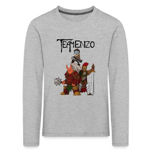 team enzo EVO - T-shirt manches longues Premium Enfant