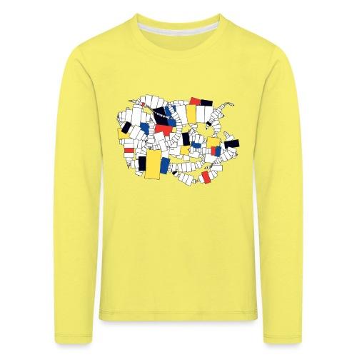 Fiesta 043 - Kinder Premium Langarmshirt