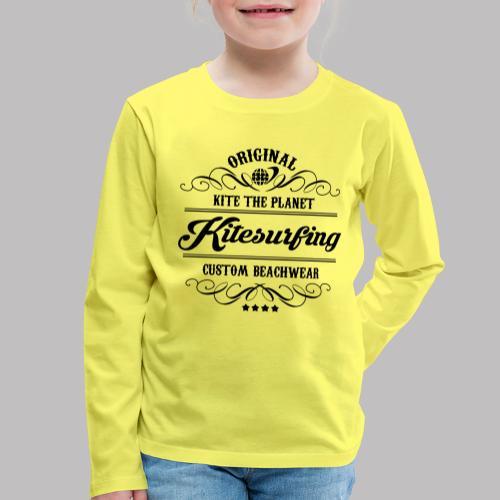 custom_made4 - Kinder Premium Langarmshirt