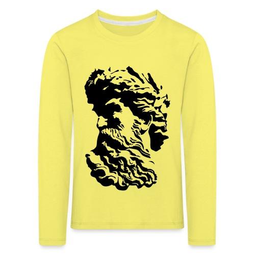 Goblmoo - Kinder Premium Langarmshirt