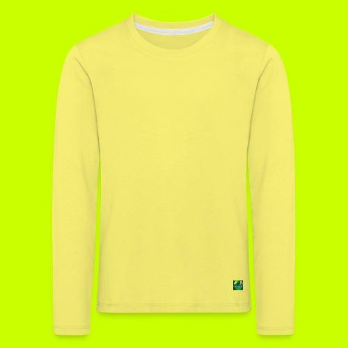 NEW PP C S png - Kids' Premium Longsleeve Shirt