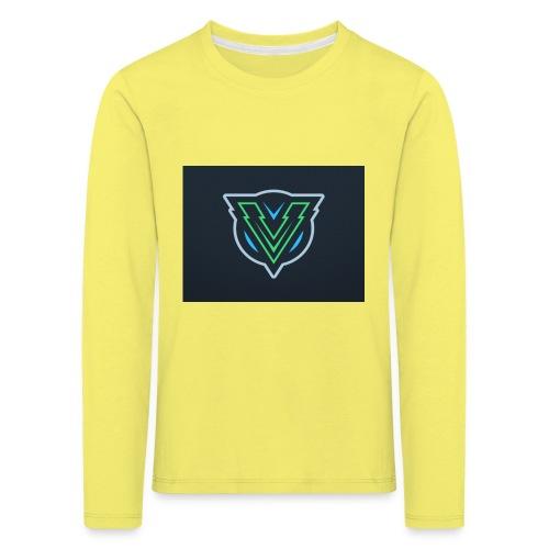 vertex gaming sachen - Kinder Premium Langarmshirt