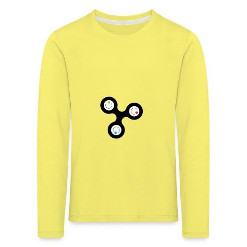 Spinnerman - Maglietta Premium a manica lunga per bambini