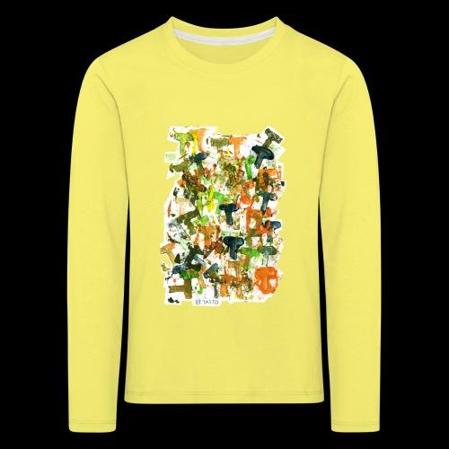 Autumn T BY TAiTO - Lasten premium pitkähihainen t-paita