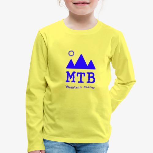 mtb - Kids' Premium Longsleeve Shirt
