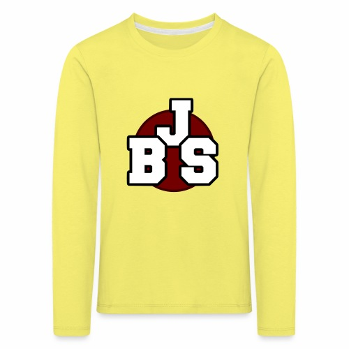JBSSQUAD - Kinderen Premium shirt met lange mouwen