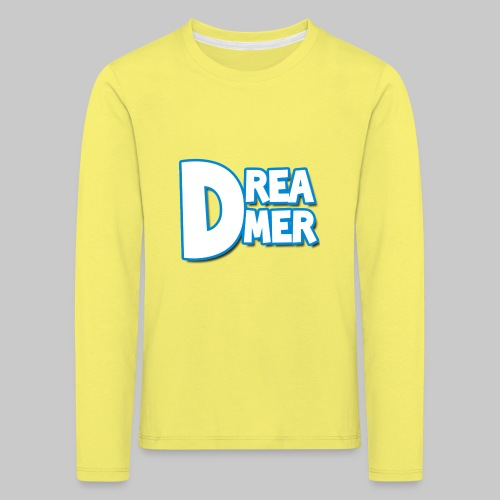 Dreamers' name - Kids' Premium Longsleeve Shirt