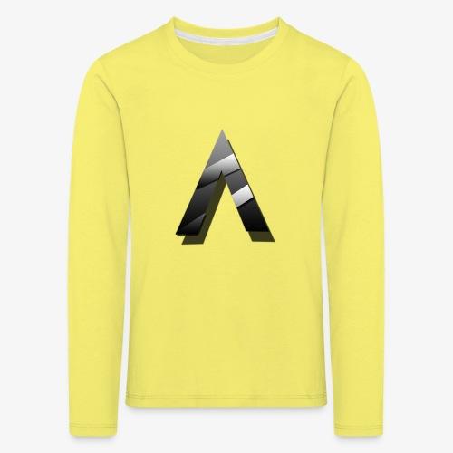 A for Arctic - T-shirt manches longues Premium Enfant
