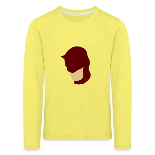 Daredevil Simplistic - Kids' Premium Longsleeve Shirt
