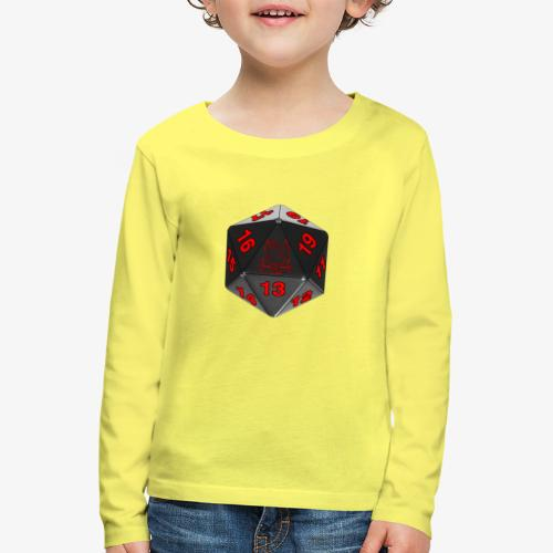 Game red - Kids' Premium Longsleeve Shirt