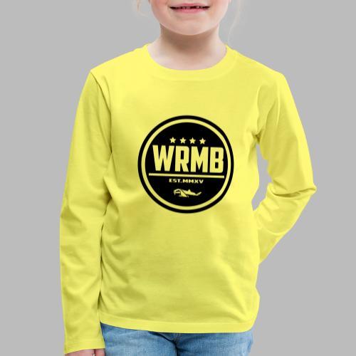 Balise principale - T-shirt manches longues Premium Enfant
