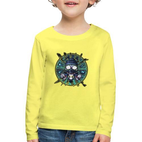 RailleDingue (400ppp - 40 - T-shirt manches longues Premium Enfant