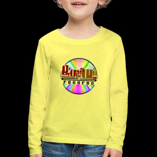 BROWNSTOWN RECORDS - Kids' Premium Longsleeve Shirt
