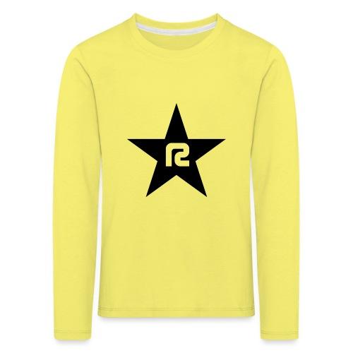 R STAR - Kinder Premium Langarmshirt