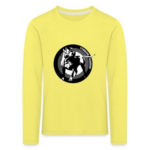 Stubborn Guardian - Lasten premium pitkähihainen t-paita