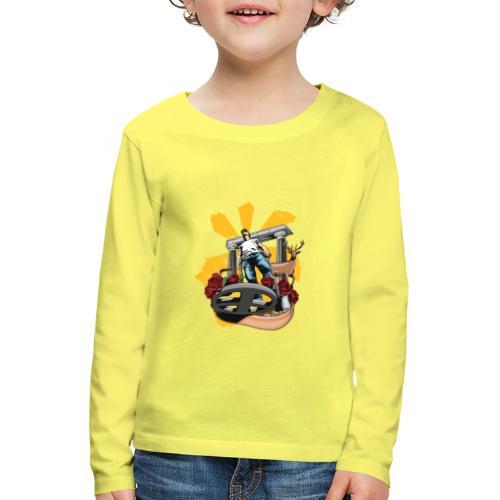 Detectorist experience - Camiseta de manga larga premium niño