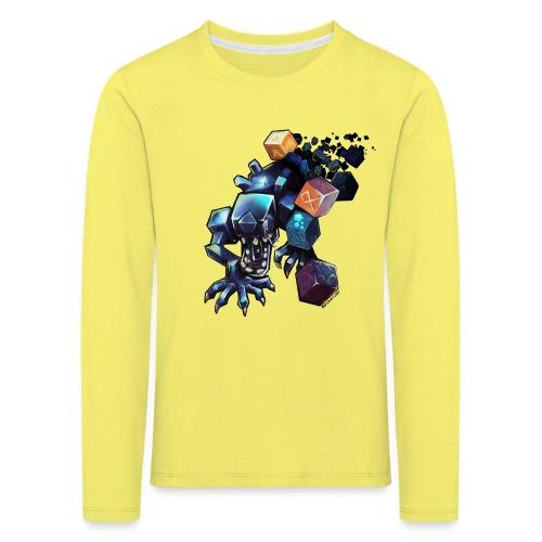 BDcraft Alien - Kids' Premium Longsleeve Shirt