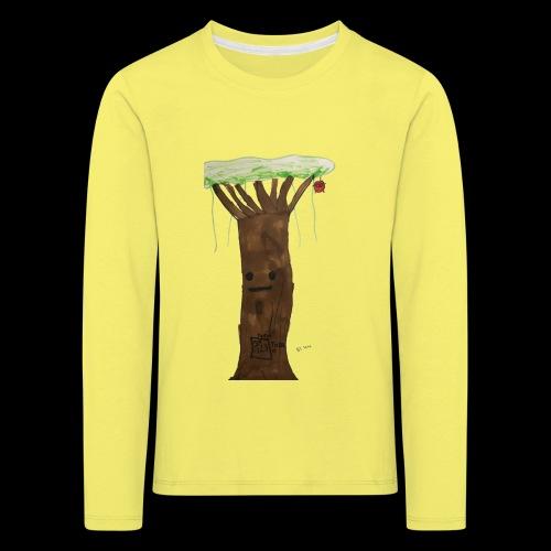 1 2 3 BY TAiTO - Lasten premium pitkähihainen t-paita