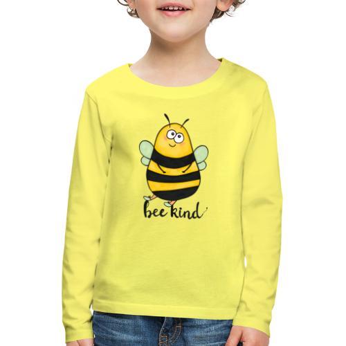 Bee kid - Kids' Premium Longsleeve Shirt