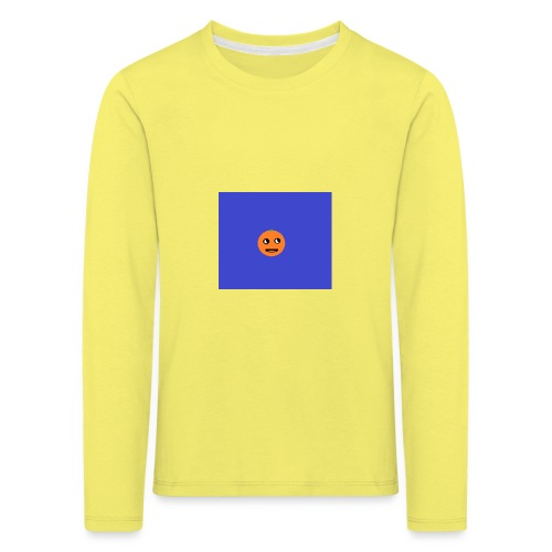 JuicyOrange - Kids' Premium Longsleeve Shirt