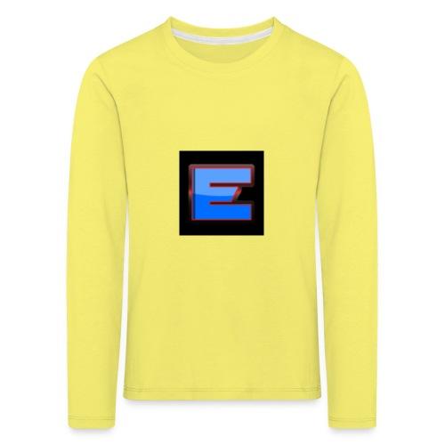 Epic Offical T-Shirt Black Colour Only for 15.49 - Kids' Premium Longsleeve Shirt