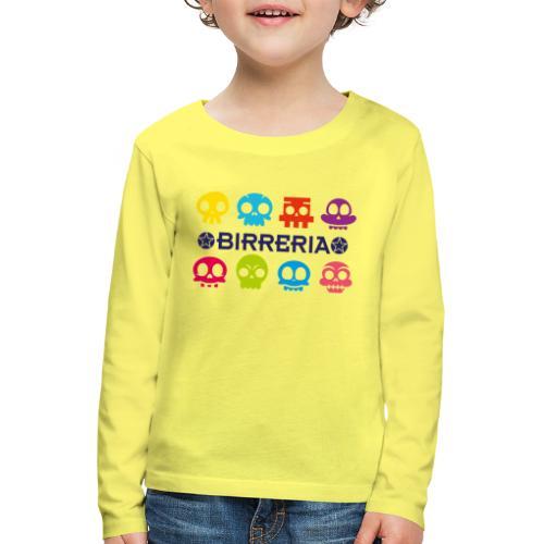 Birreria Kids Fun - Kinder Premium Langarmshirt