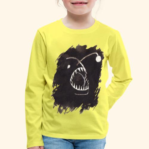 I djupet - Långärmad premium-T-shirt barn