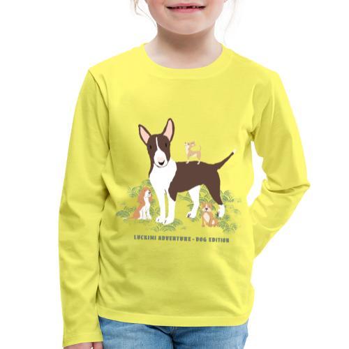 Dog edition - Kids - Kids' Premium Longsleeve Shirt
