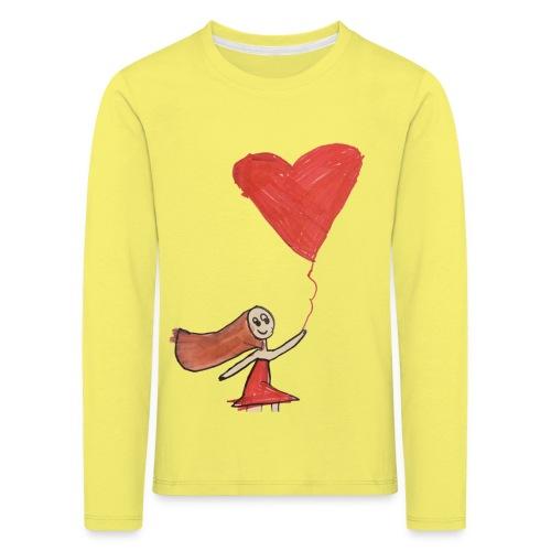 banksyrma - Långärmad premium-T-shirt barn