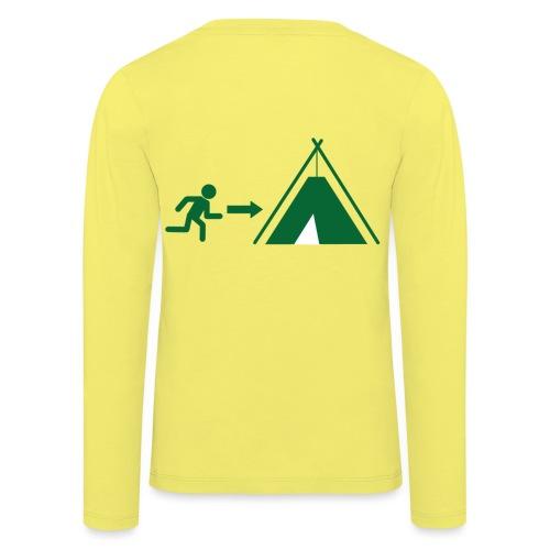 Exit Kothe.png - Kinder Premium Langarmshirt