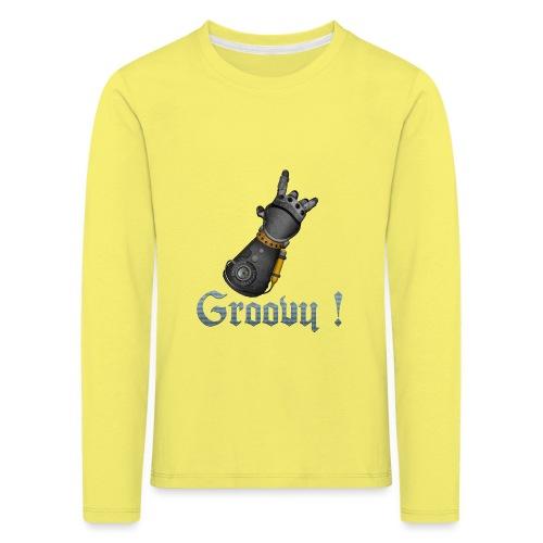 Dungeon Groovy ! - T-shirt manches longues Premium Enfant