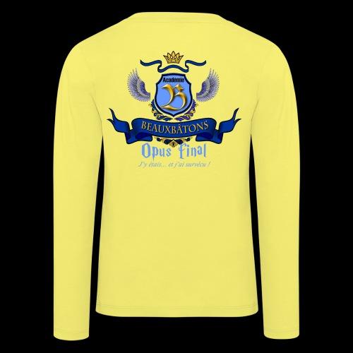 LOGO BB 3 - T-shirt manches longues Premium Enfant