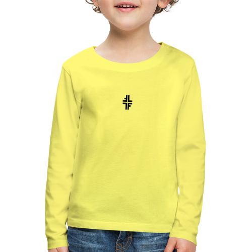 TF Edicion 2.0 - Camiseta de manga larga premium niño