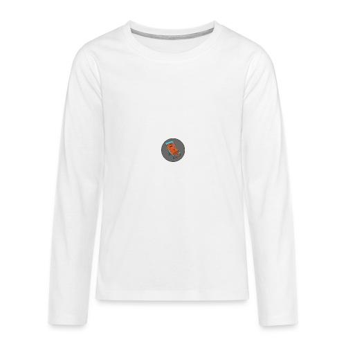 Festivalpodden - Loggan - Långärmad premium-T-shirt tonåring