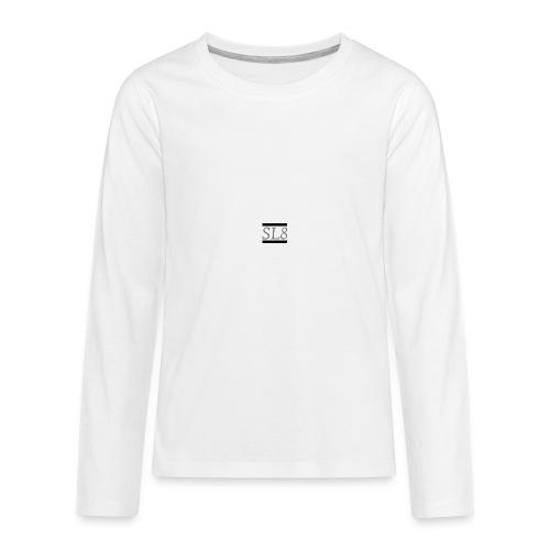 Long Sleve Shirt - Teenagers' Premium Longsleeve Shirt