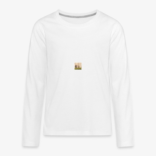 FLO - Moi, je dis - T-shirt manches longues Premium Ado