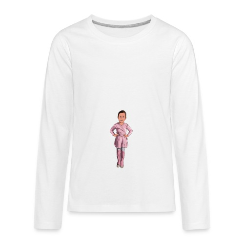 Little Ballerina - Teenager Premium Langarmshirt