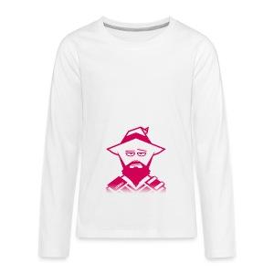 uzalu the Wizard - Teenagers' Premium Longsleeve Shirt