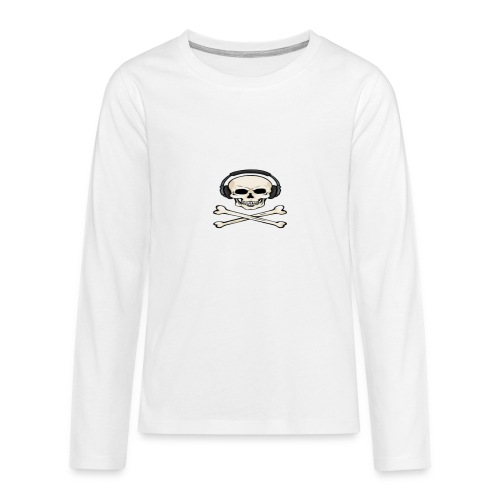 Blake The Gamer - Teenagers' Premium Longsleeve Shirt