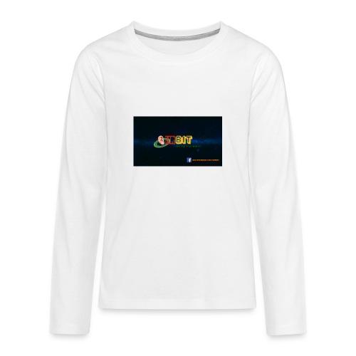 OhrBit Logo - Teenager Premium Langarmshirt