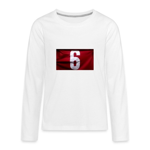 football - Teenagers' Premium Longsleeve Shirt