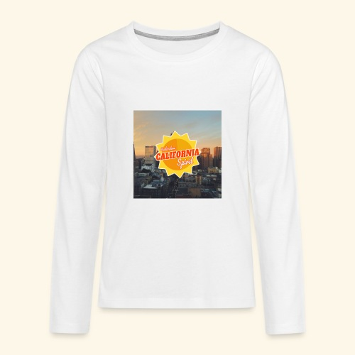 California Spirit City - T-shirt manches longues Premium Ado