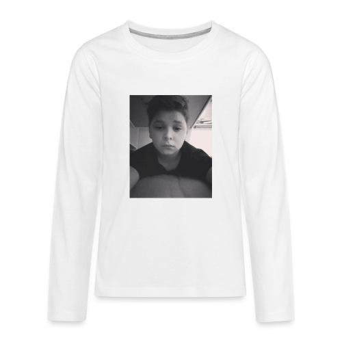 Semino mey SM shop - Teenager Premium Langarmshirt