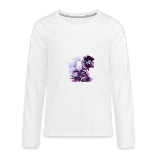 Pailygames6 - Teenager Premium Langarmshirt