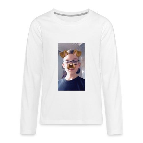 Hoddies - Teenagers' Premium Longsleeve Shirt