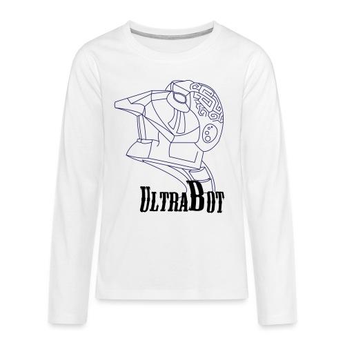 ultrabot - Teenager Premium Langarmshirt