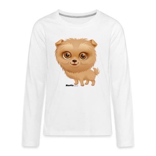 Dog - Teenager Premium Langarmshirt