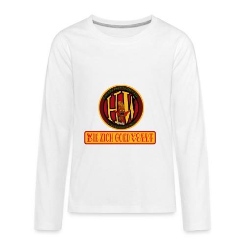 wie en die png - Teenagers' Premium Longsleeve Shirt