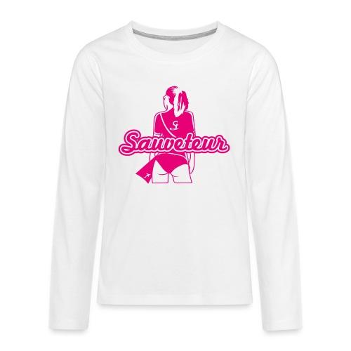 filleevens - T-shirt manches longues Premium Ado