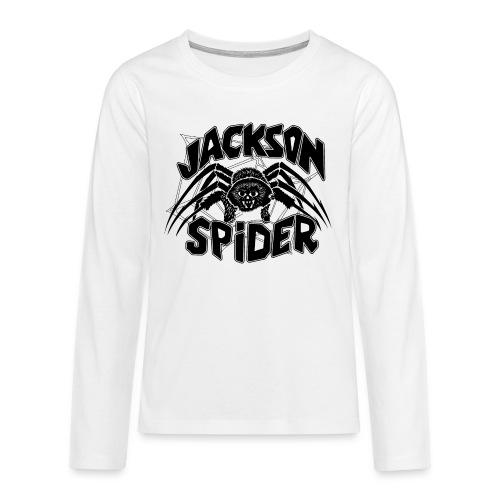 jackson spreadshirt - Teenager Premium Langarmshirt